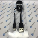 Кабель USB - Apple lightning Activ Fine для Apple iPhone/iPad (black) 100 см.